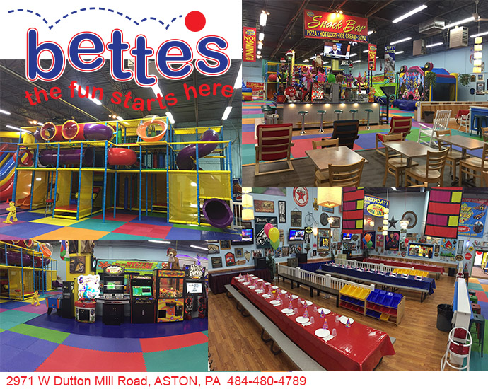Fun Places For Kids In Aston Pa