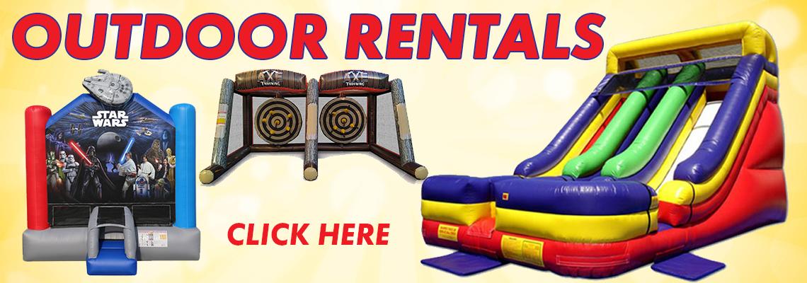 Outdoor Rentals